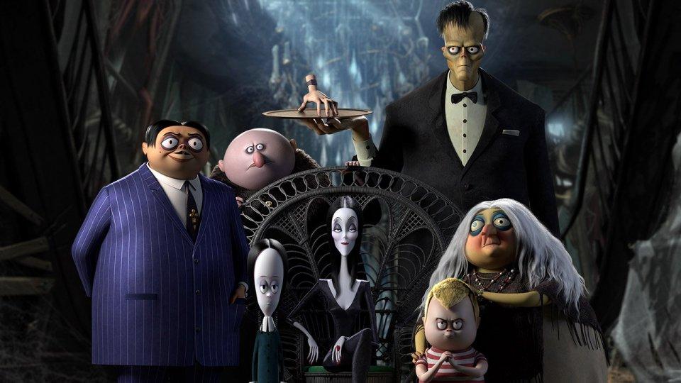 """""""The Addams Family"""" è sempre un piacere ritrovarli"""