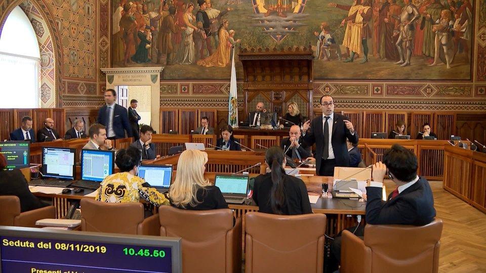 Bilancio 2020 alla prova dell'aula: pieno appoggio di Civico 10 e SSD, riserve da tutte le altre forze politiche