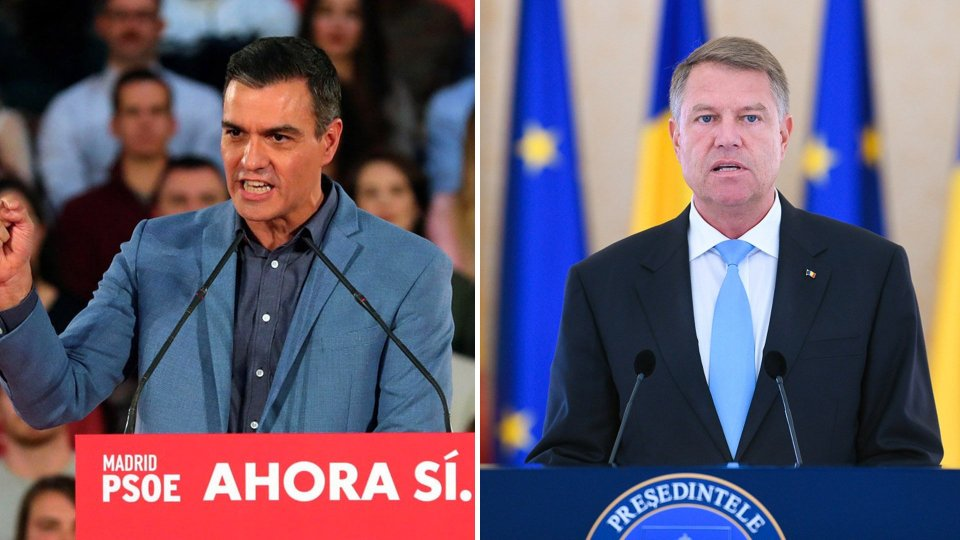 Spagna: vincono i socialisti ma senza maggioranza; Romania al ballottaggio