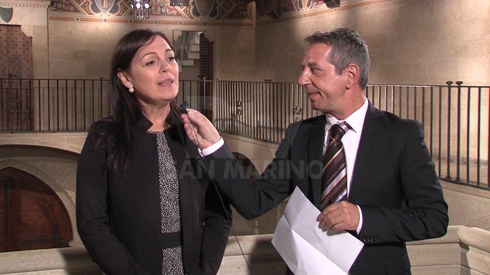 Eva Guidi e Luca SalvatoriSentiamo Eva Guidi