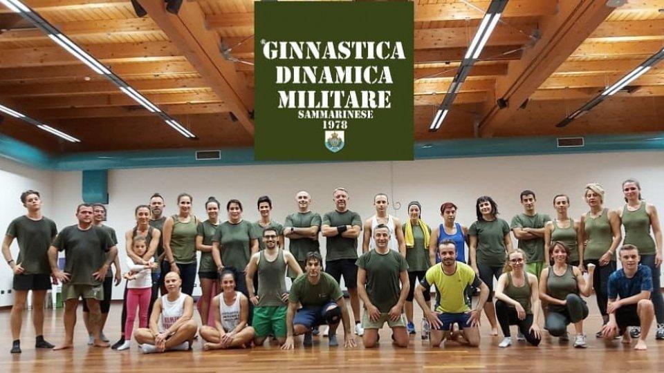 GDM - Ginnastica Dinamica Militare a San Marino