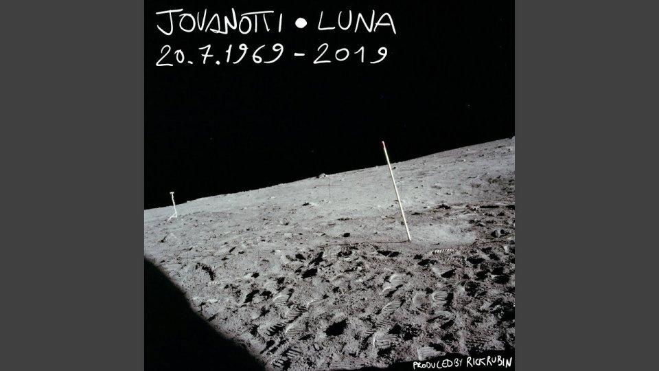 """E' in orbita il nuovo disco di """"Jovanotti: """"Lorenzo sulla Luna"""""""