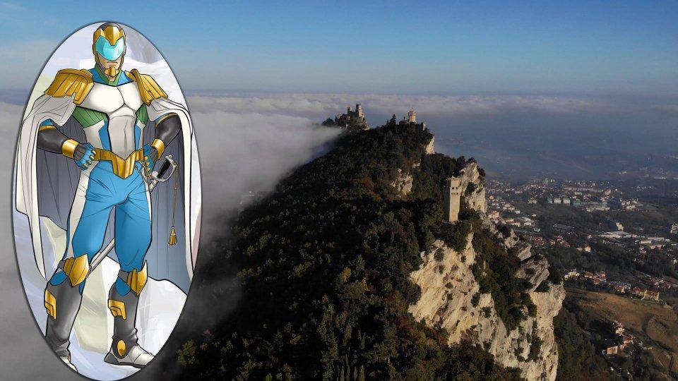 Titano e il Monte Titano