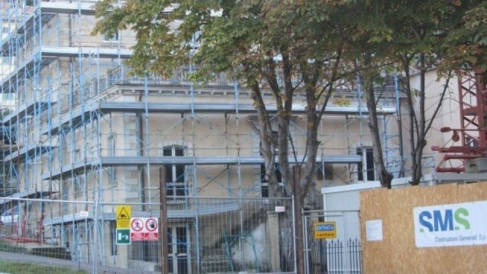 L'Istituto Musicale Sammarinese non ha più una propria sede autonoma