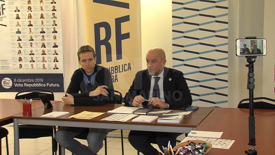 Andrea Zafferani e Marco Podeschi