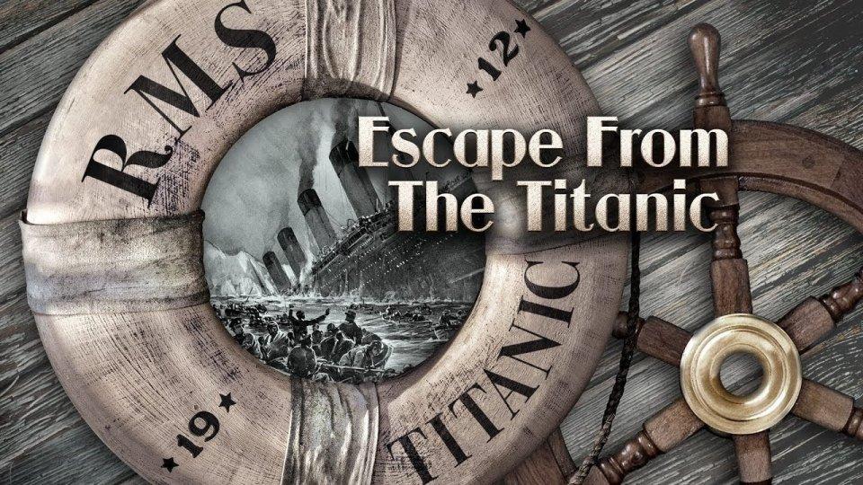Escape Room Titanic