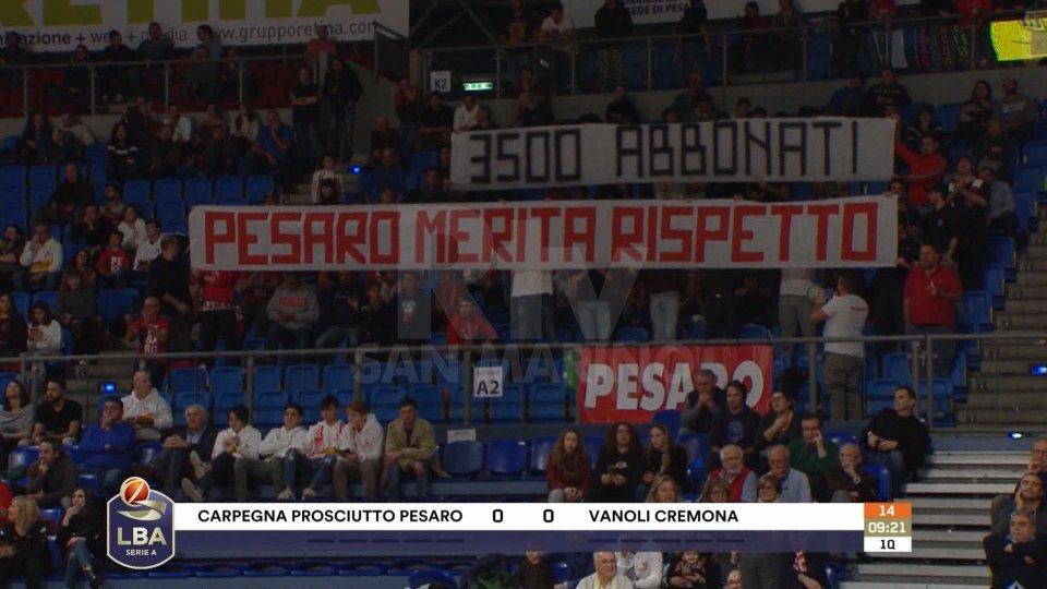"""VL Pesaro, si cambia: l'esordiente Perego cede il posto al """"navigato"""" Sacco"""