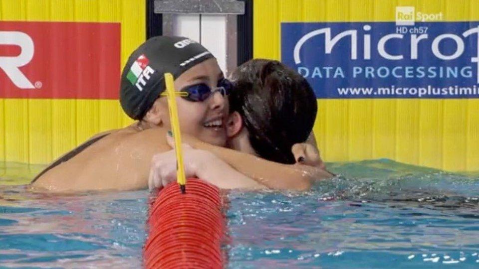 Martina Carraro e Arianna Castiglioni @italiateam_it
