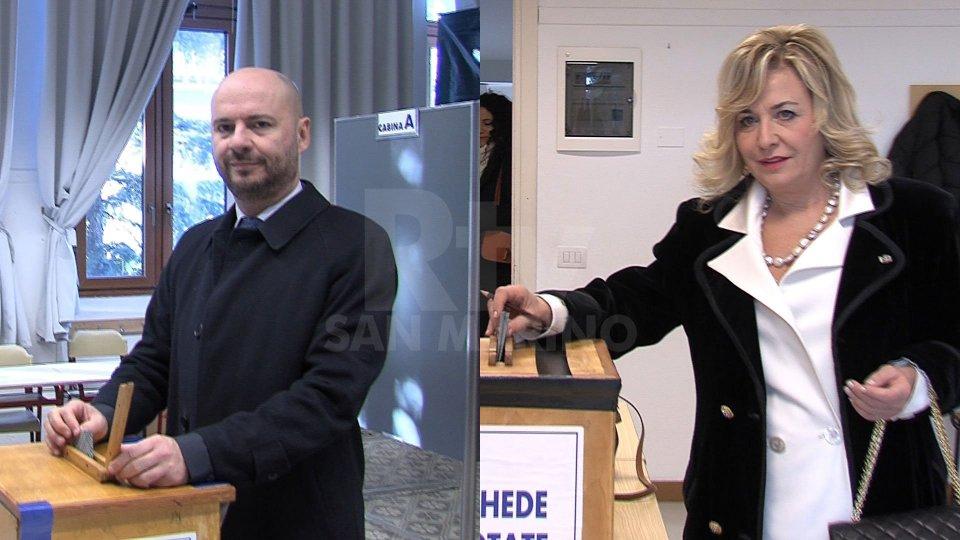 I Capitani Reggenti hanno votato a Borgo e Città