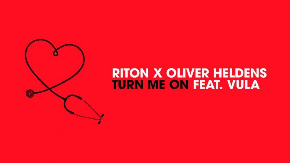 "Oliver Heldens & Riton Sample ft. Vula  ""Turn Me On"""