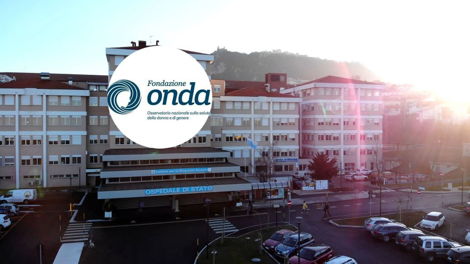 L'Ospedale di San Marino ottiene due bollini rosa