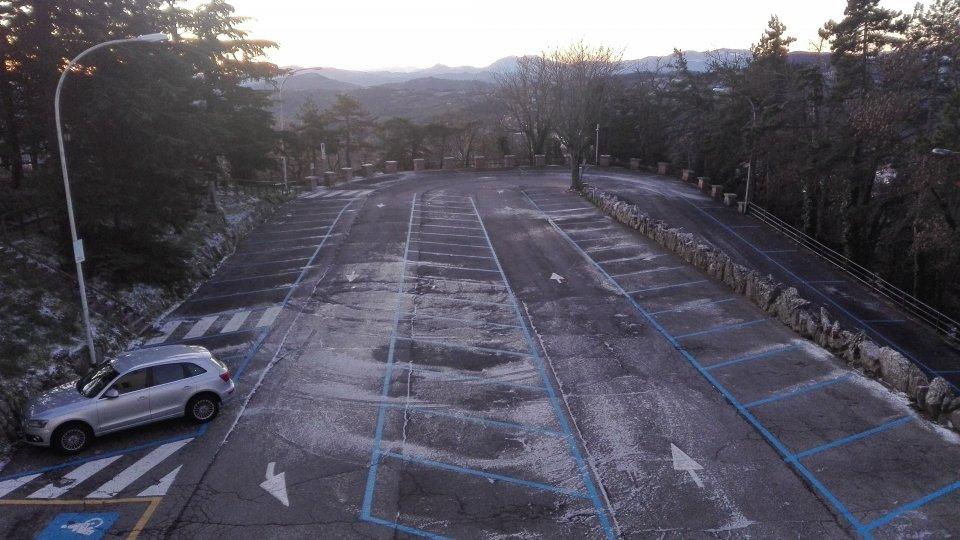parcheggio 3 Città