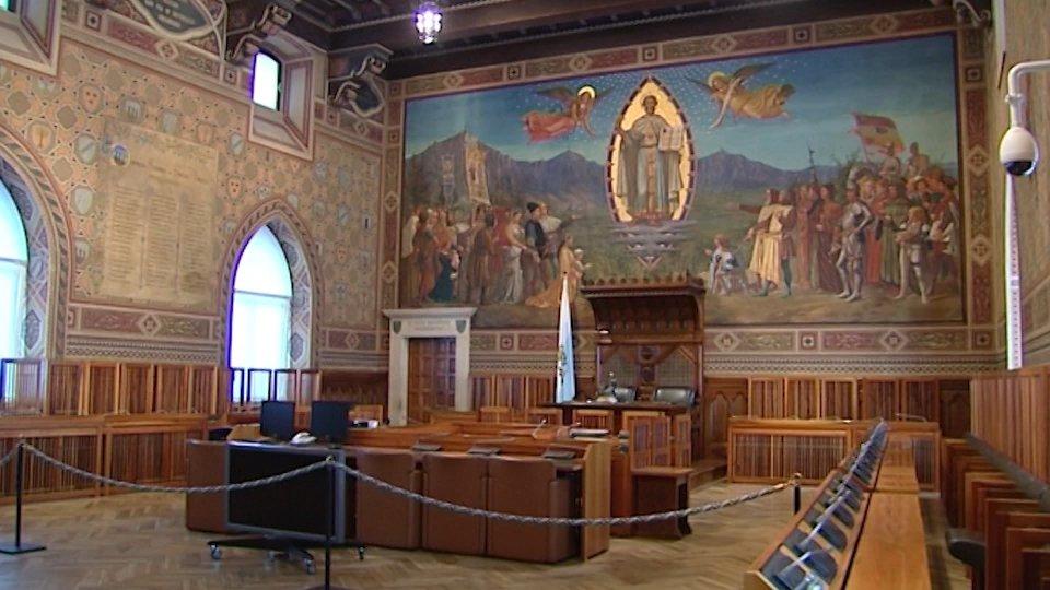Lunedì la seduta inaugurale del Consiglio Grande e Generale per l'avvio della XXX legislatura