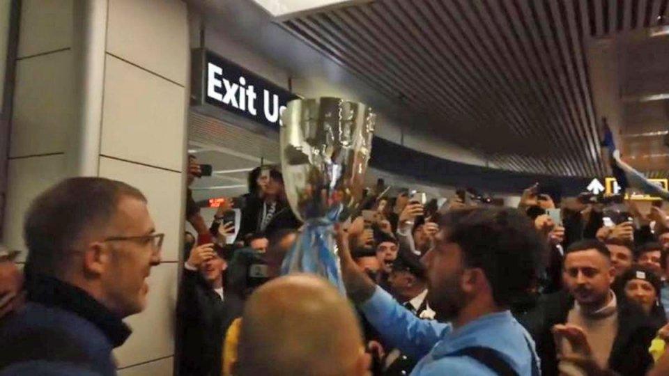 Festeggiamenti della Lazio