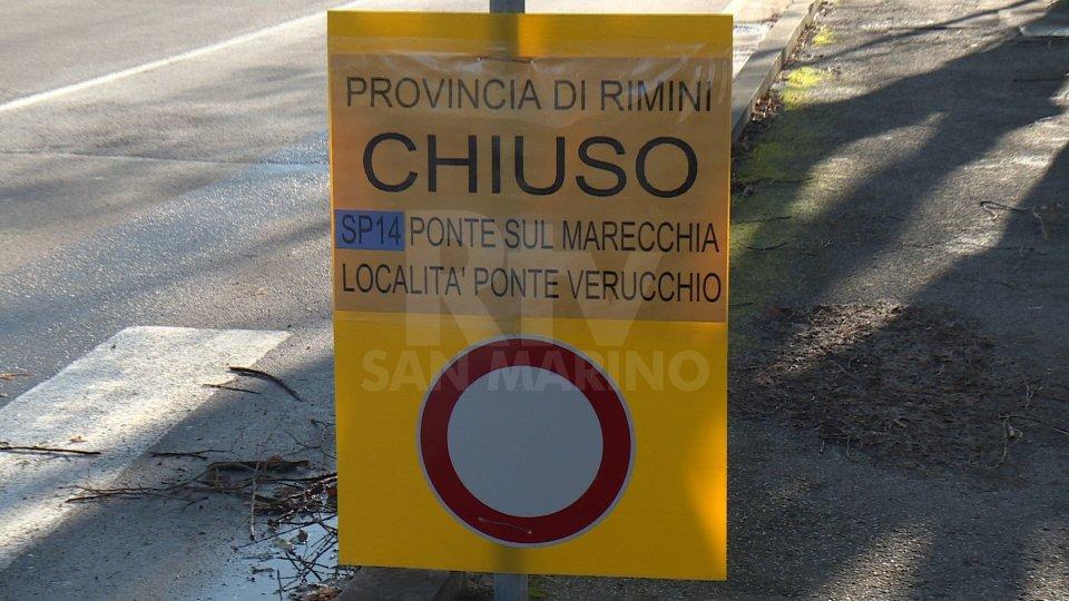 Il Ponte di Verucchio non è nelle condizioni di tornare operativo