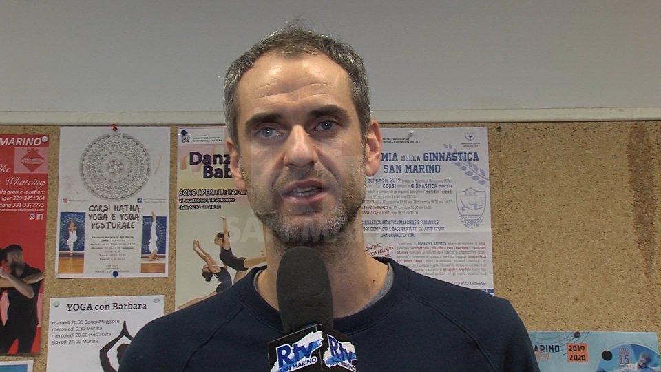 """Andrea Raschi,Tiss' You Care San Marino, Natale nei playoff. Raschi: """"Possiamo ancora crescere"""""""