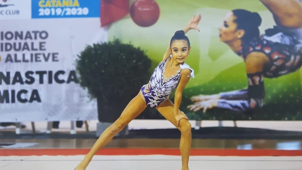 Carol Michelotti brilla ai nazionali FGI. L'atleta della Mya Gym si distingue alla finale nazionale Gold