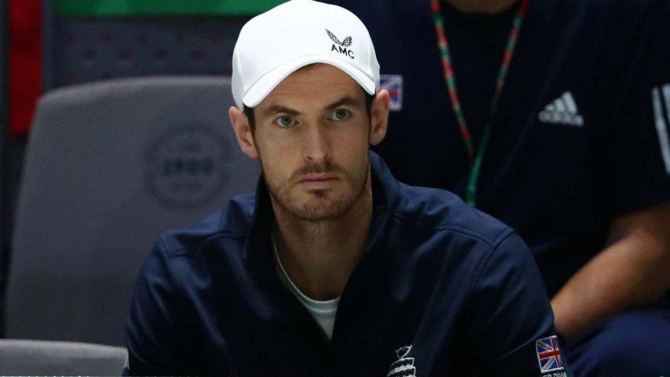 Australian Open, Murray costretto al forfeit