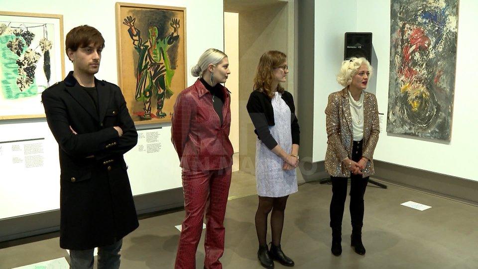 Tour in Galleria Nazionale aperta