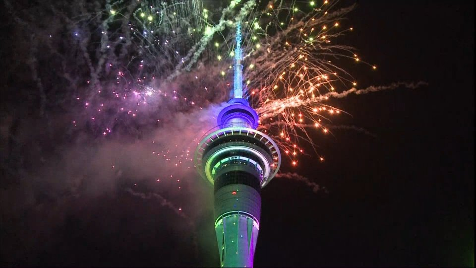 auklandi festeggiamenti a Sydney