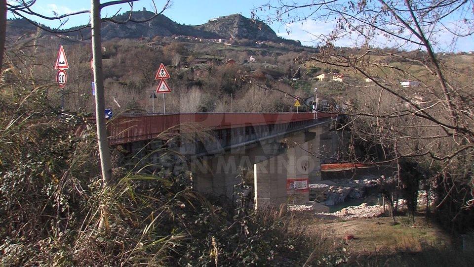 """Ponte Verucchio, Provincia: """"Lunedì al via indagini per i primi lavori"""""""