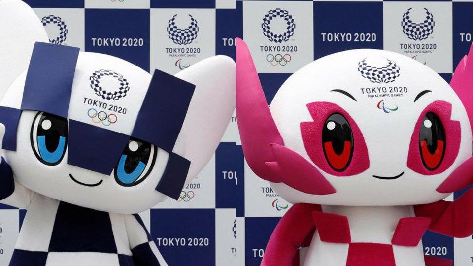 mascotte Tokio2020