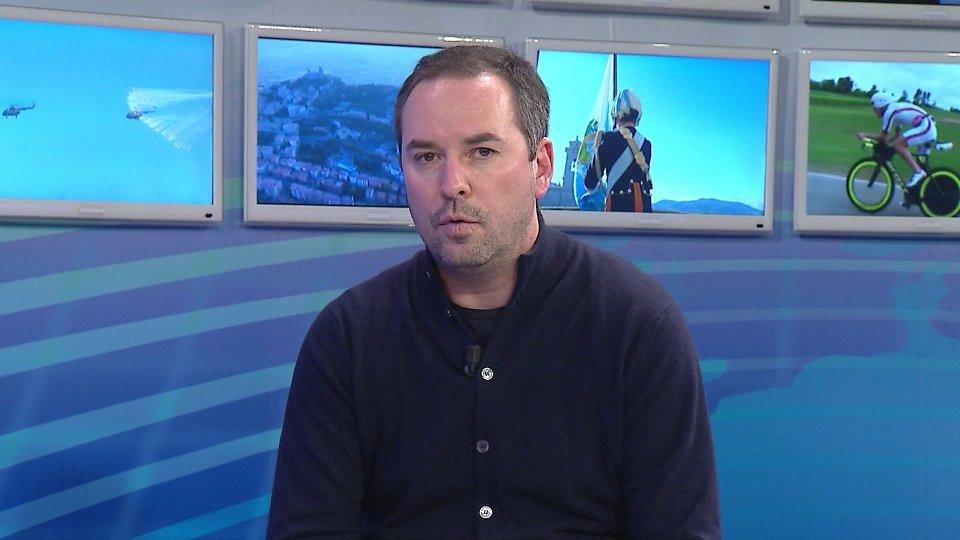Teodoro Lonfernini - Segretario di Stato allo SportTeodoro Lonfernini - Segretario di Stato allo Sport