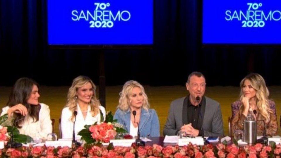 Le prime 10 donne di Amadeus..per Sanremo 2020!