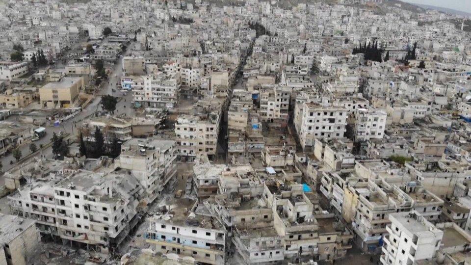 Aggiornamenti dalla Siria