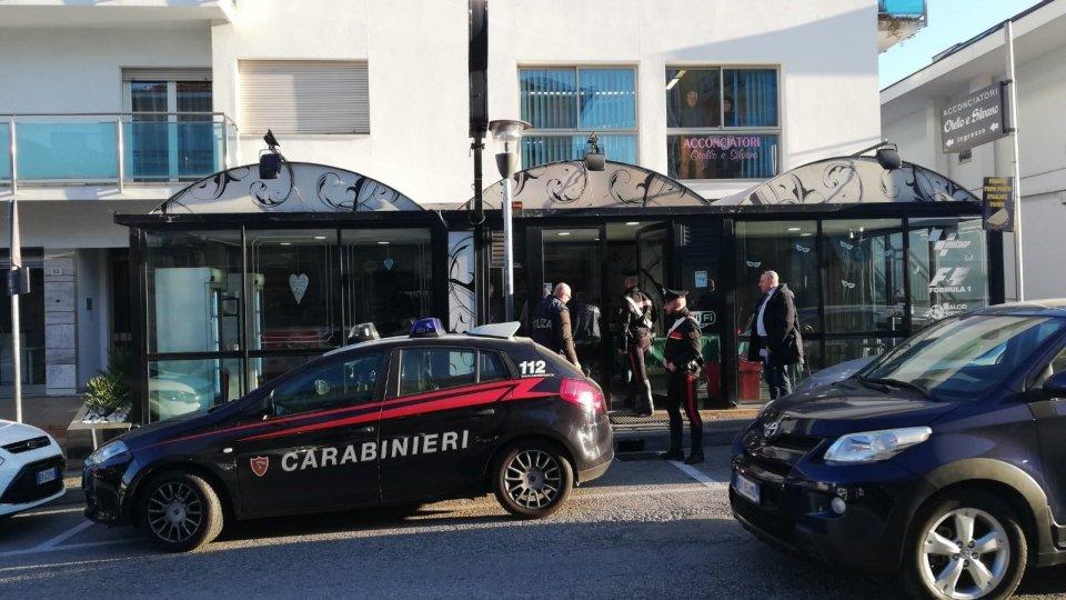 Foto Carabinieri di Riccione