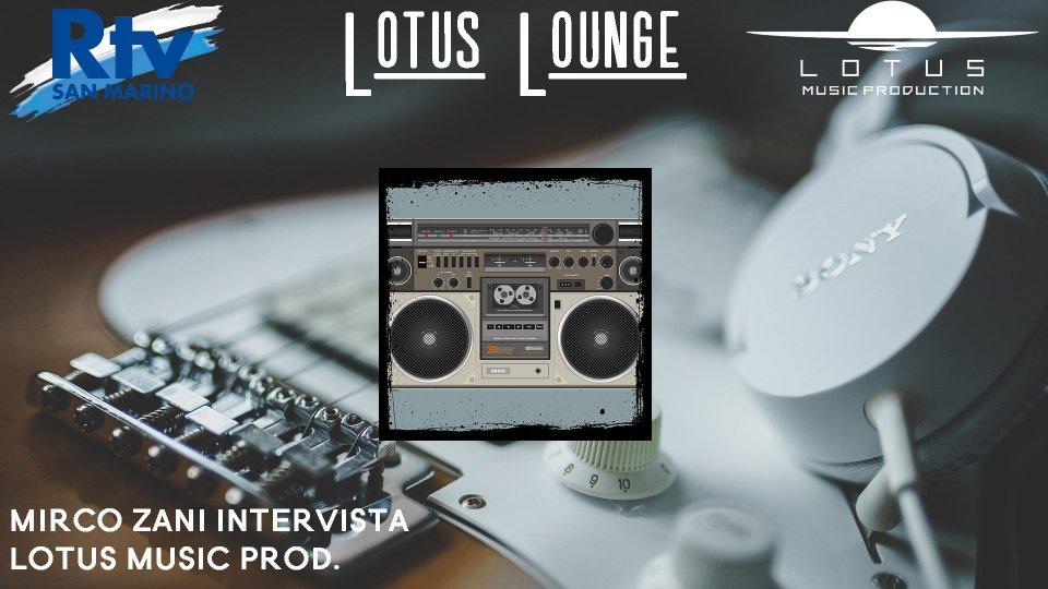 """Ed è subito""""Lotus Lounge"""""""