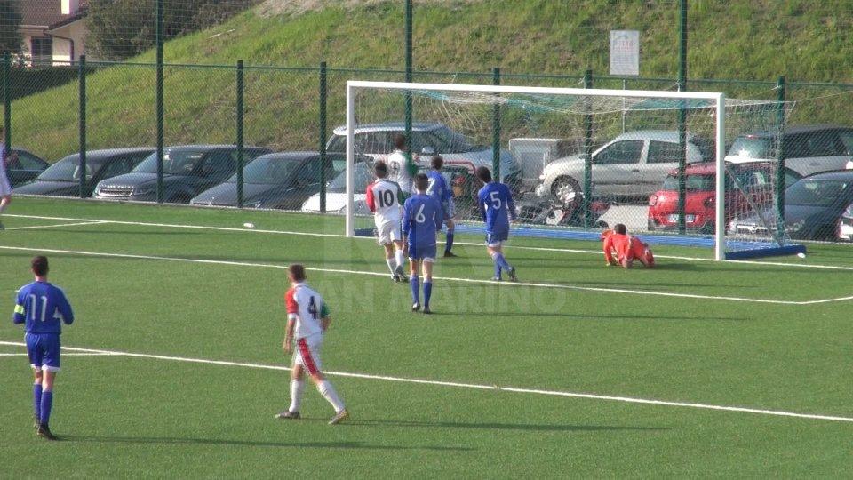 San Marino - Italia Under 15 Lega Pro