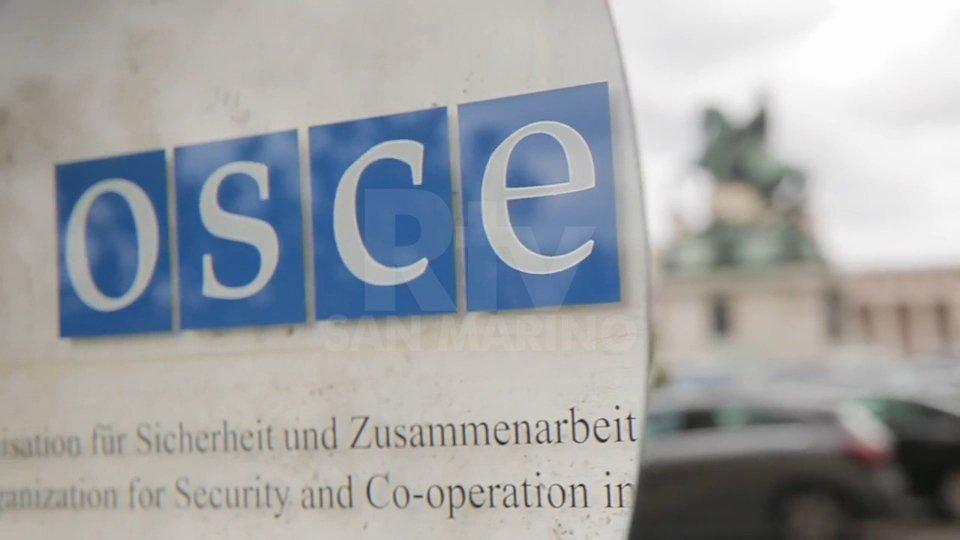 Verso la sessione autunnale dell'OSCE PA a San Marino: i preparativi vanno avanti