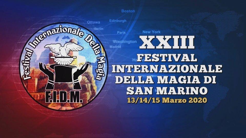 A San Marino il XXIII Festival internazionale della Magia
