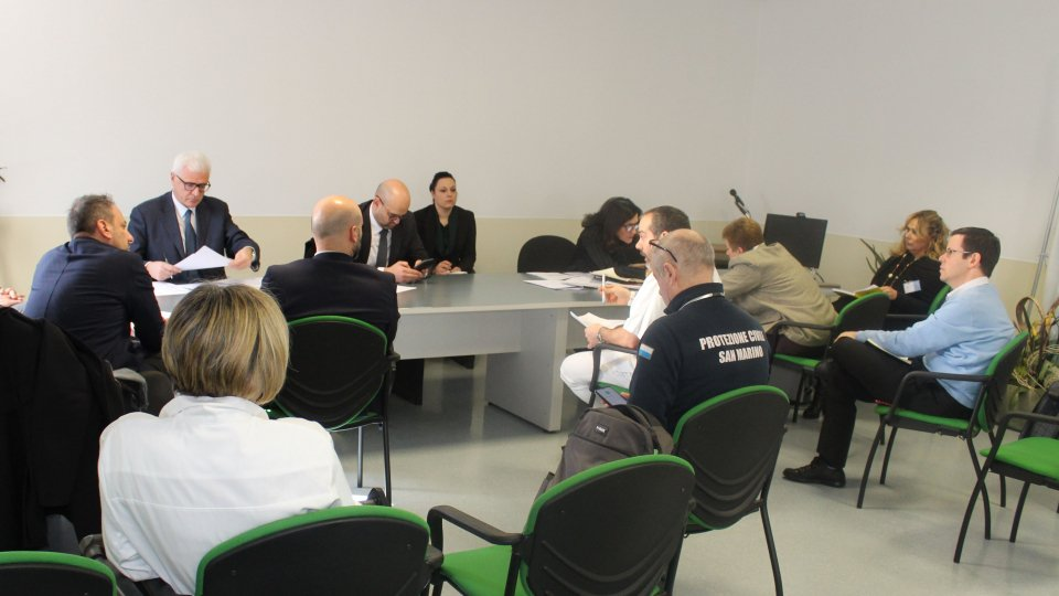 Gruppo coordinamento emergenze sanitarie: aggiornamento del 27 febbraio 2020