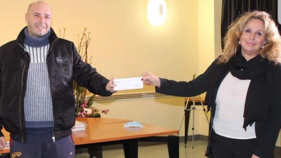 Federpesca: donati 2.000 euro all'ISS