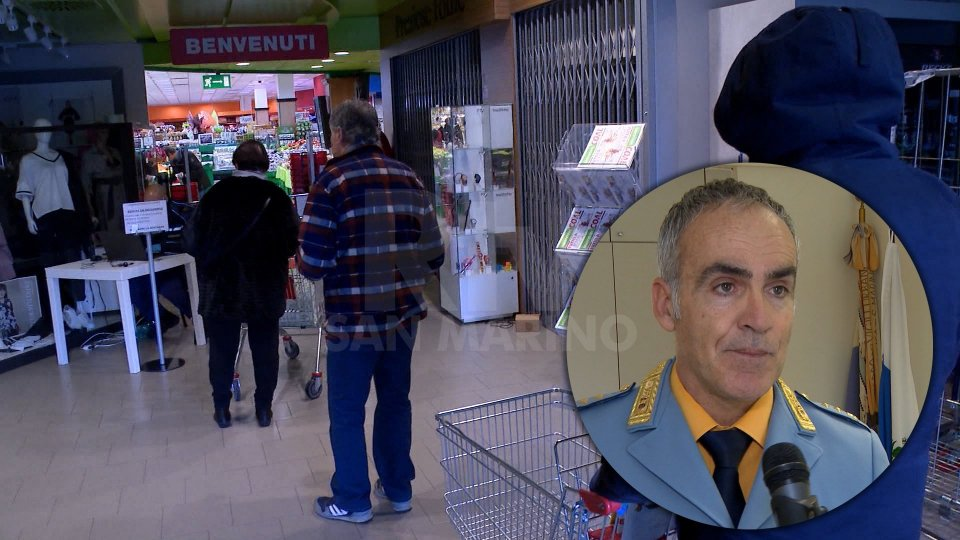 Nel servizio l'intervista al Comandante Polizia Civile Amedeo Paganelli