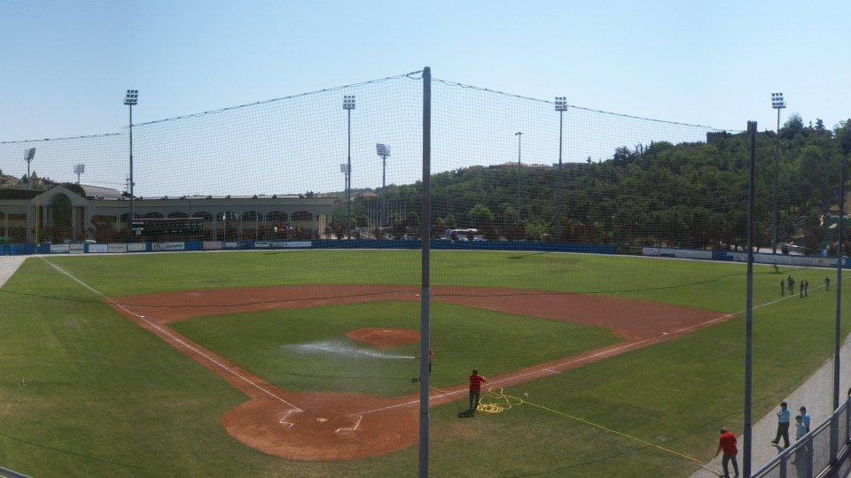 Baseball: serie A divisa in due gironi