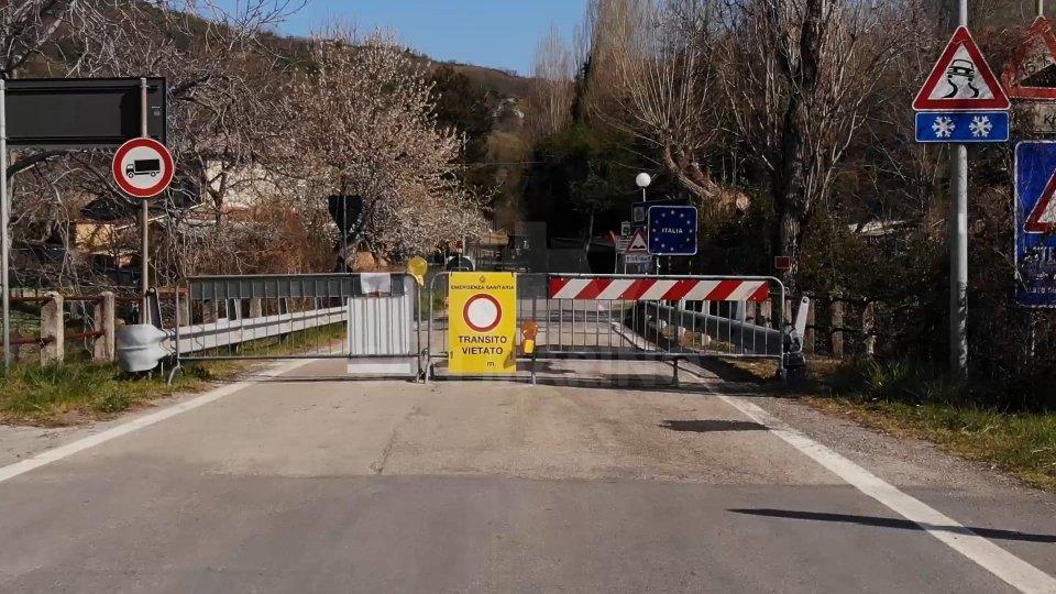 San Marino: aperti tutti i varchi
