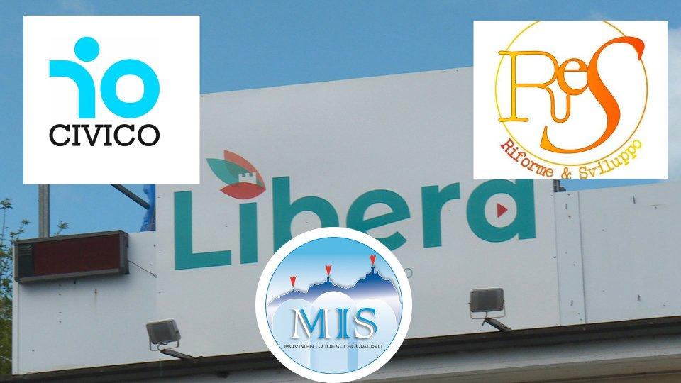 """Civico10, RES e MIS: """"Avanti con la Costituente di Libera"""""""