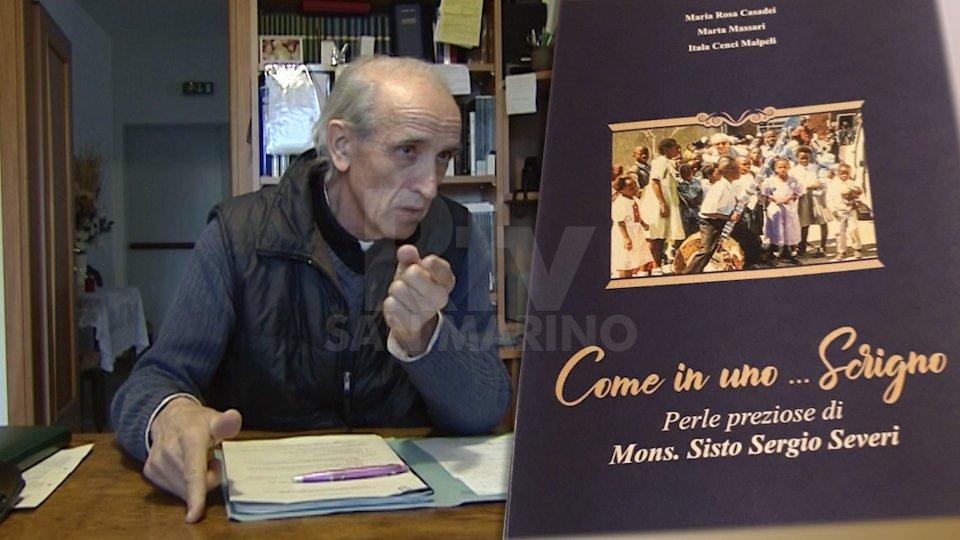 Monsignor Sisto Sergio Severi e il libro