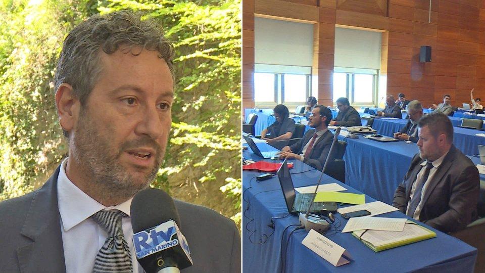 Nel video l'intervista al Segretario alle Finanze, Marco Gatti