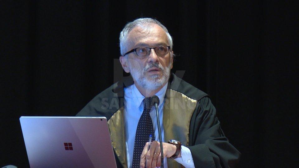 Giudice Francesco CaprioliGiudice Francesco Caprioli