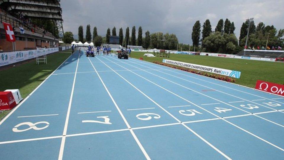 Atletica: impegno a Rieti per gli atleti sammarinesi