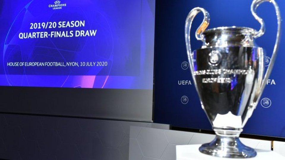 """Champions League: definiti gli accoppiamenti della """"Final Eight"""""""