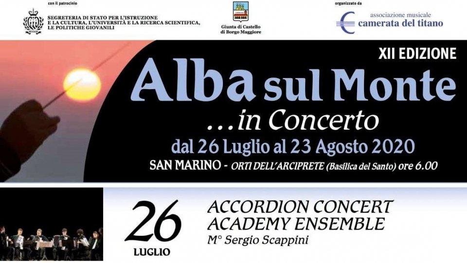 San Marino Alba sul Monte con la Camerata del Titano