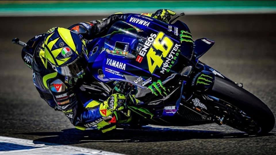 @ValentinoRossiVR46Official