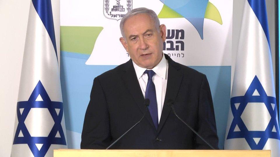 Il premier Netanyahu