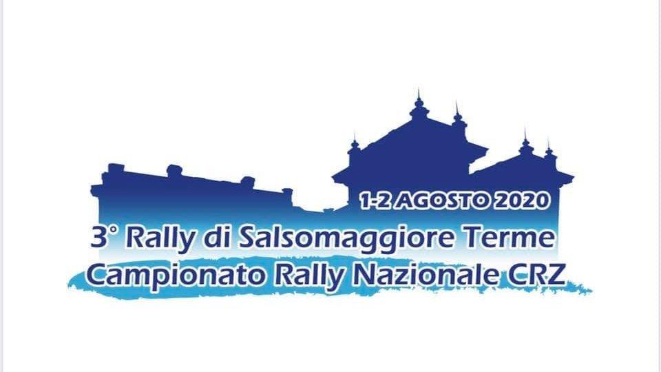 3° Rally di Salsomaggiore terme: pronti Ercolani Lorenzo con alle note Conti Daniele, mentre Massimo Bizzocchi sarà di nuovo con Damiano de Tommaso