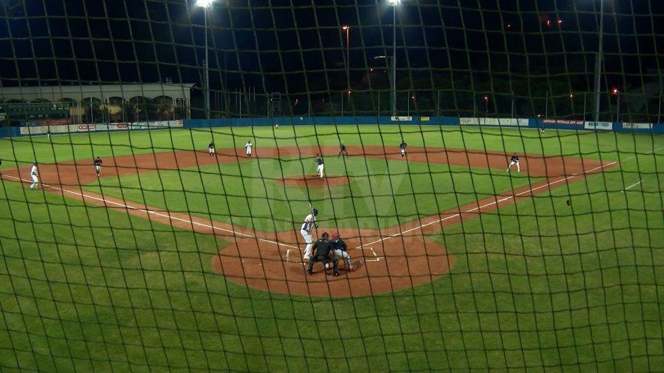 Baseball: questa sera gara-2 tra Godo e San Marino